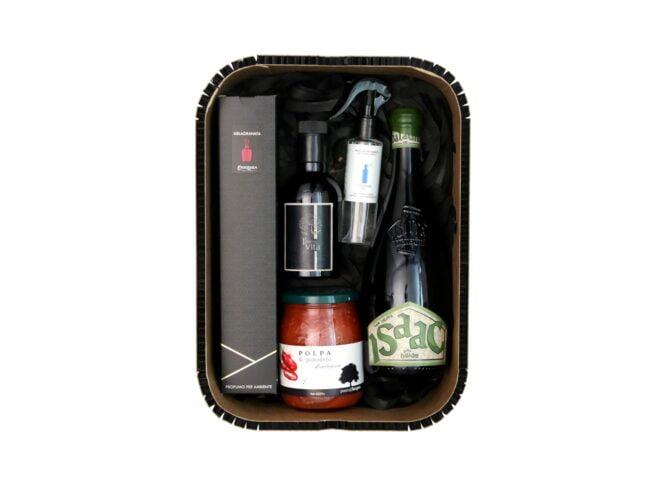 Profumeria Gastronomica - Gusto e olfatto italiano - Confezioni regalo <br> POD medio