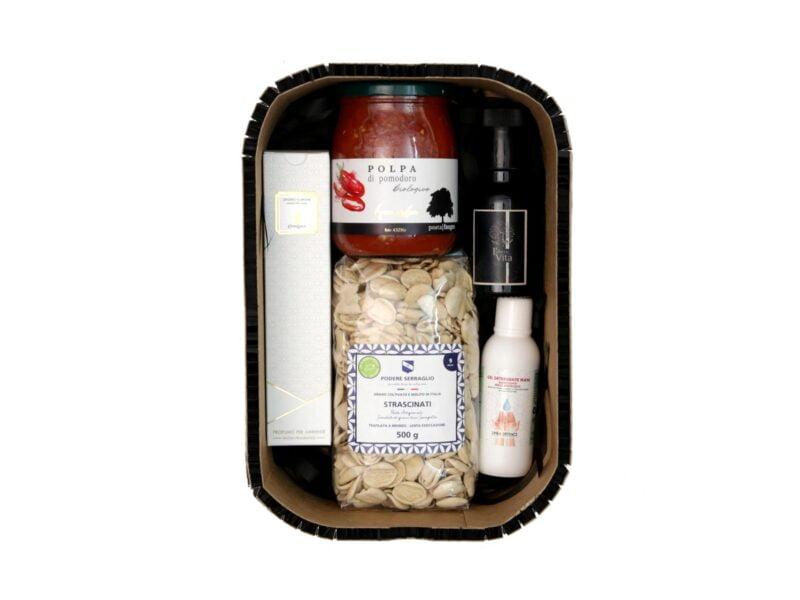 Profumeria Gastronomica - Gusto e olfatto italiano - Confezioni regalo <br> POD piccolo