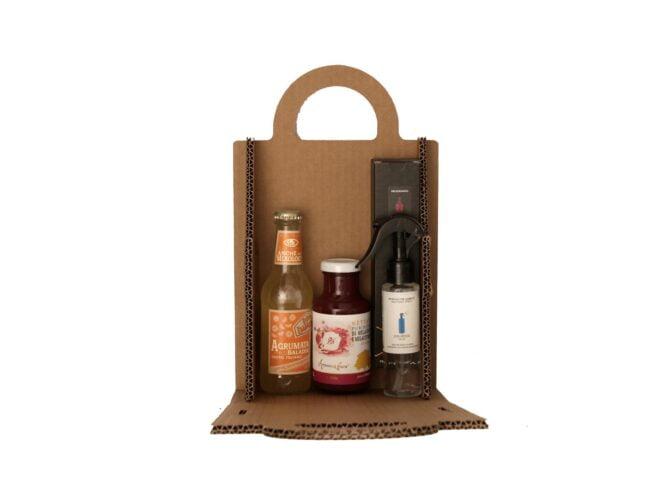 Profumeria Gastronomica - Gusto e olfatto italiano - Confezioni regalo <br>SHOPPER